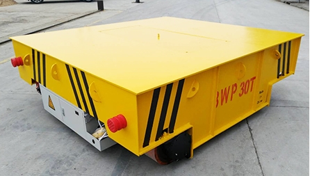 BWP30T Transfer Cart Exported To Canada