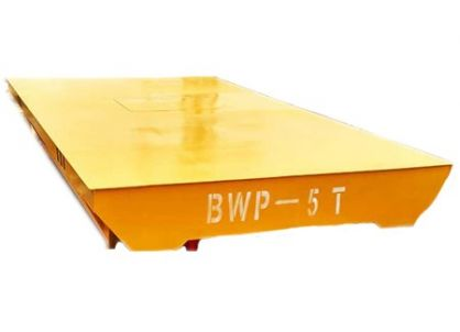 BWP Trackless Transfer Cart