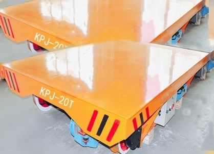 KPJ Wire Rope Transfer Trolley